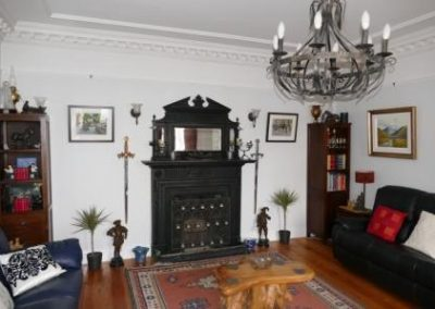 Guest Lounge, Avonmore House