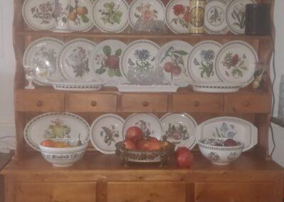 Old Pine Dresser in Avonmore House Dining Room