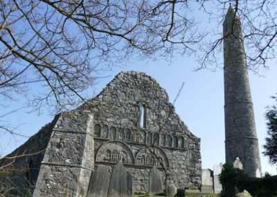 St. Declan's Round Tower and Oratory, Ardmore
