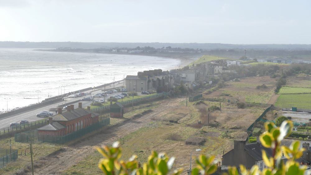 Youghal to Middleton Greenway east side.