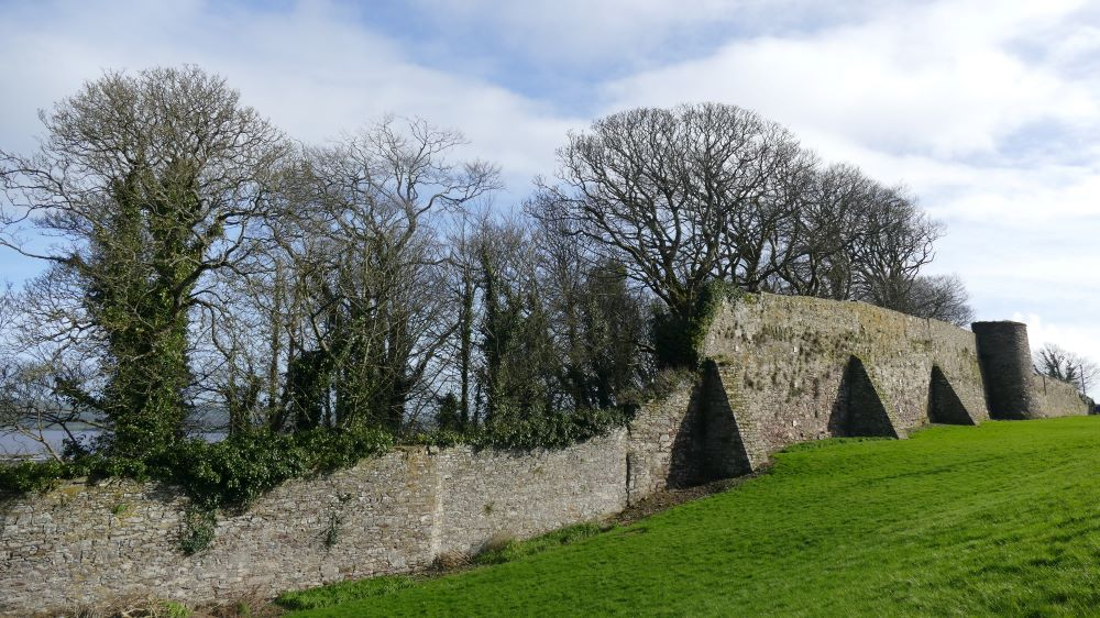 Youghal's Town Walls
